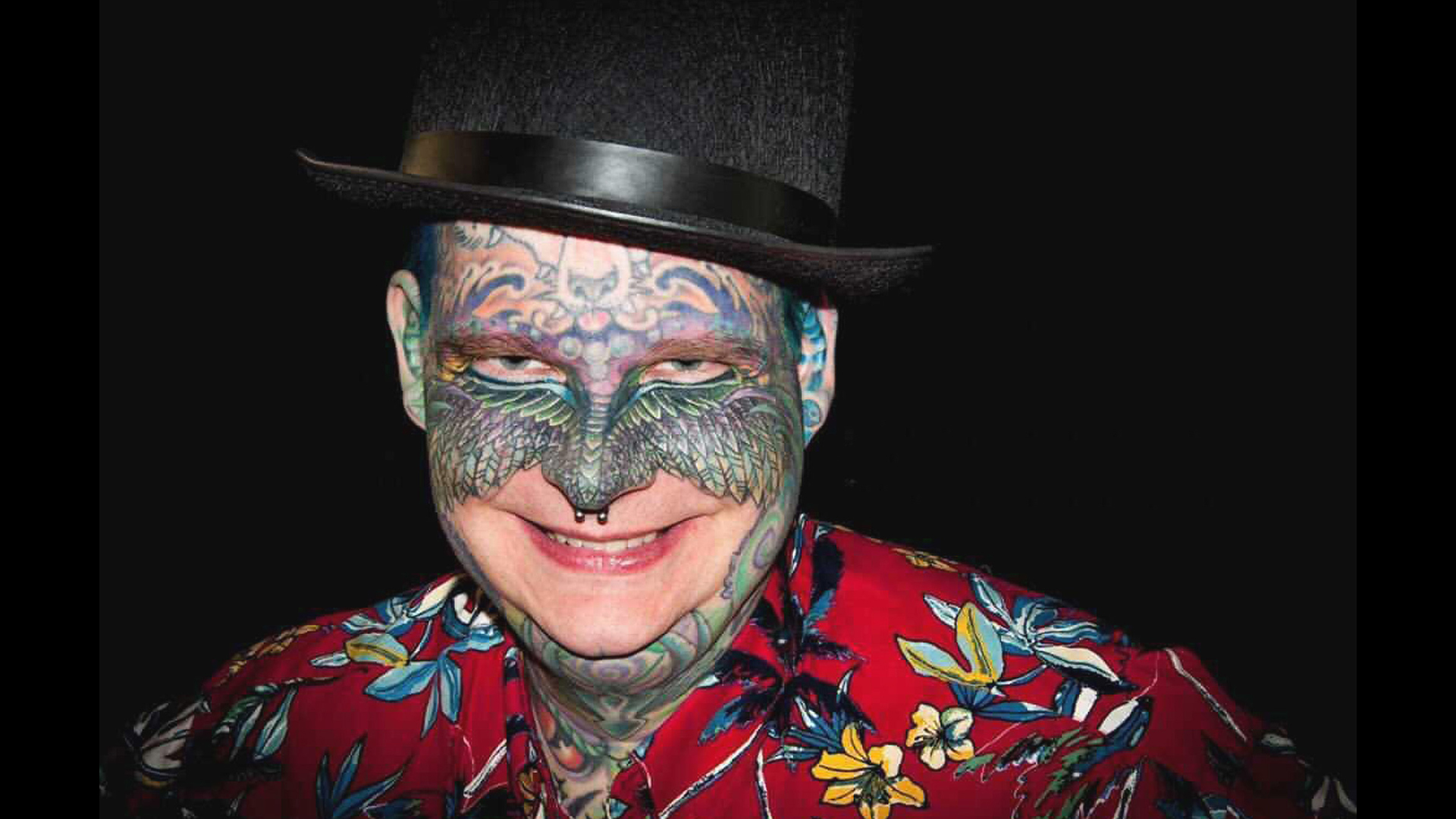 Choux Much? Pastry Chef Blows $31K On Tattoos And Piercings