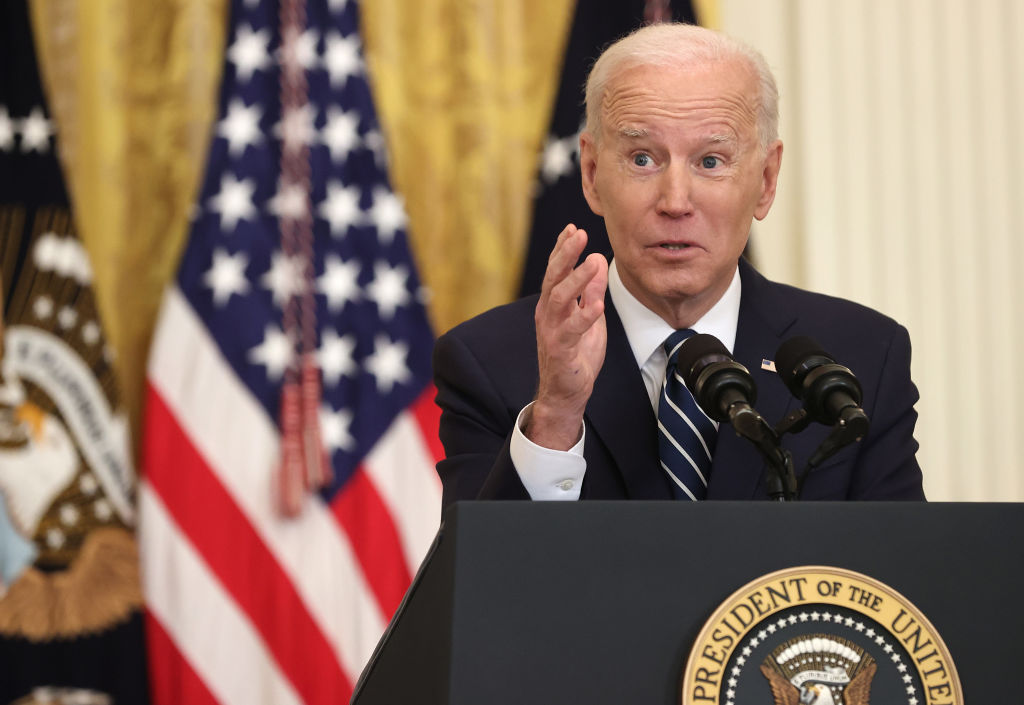 Biden Takes Questions On Border Surge, Filibuster And China In First Press Conference