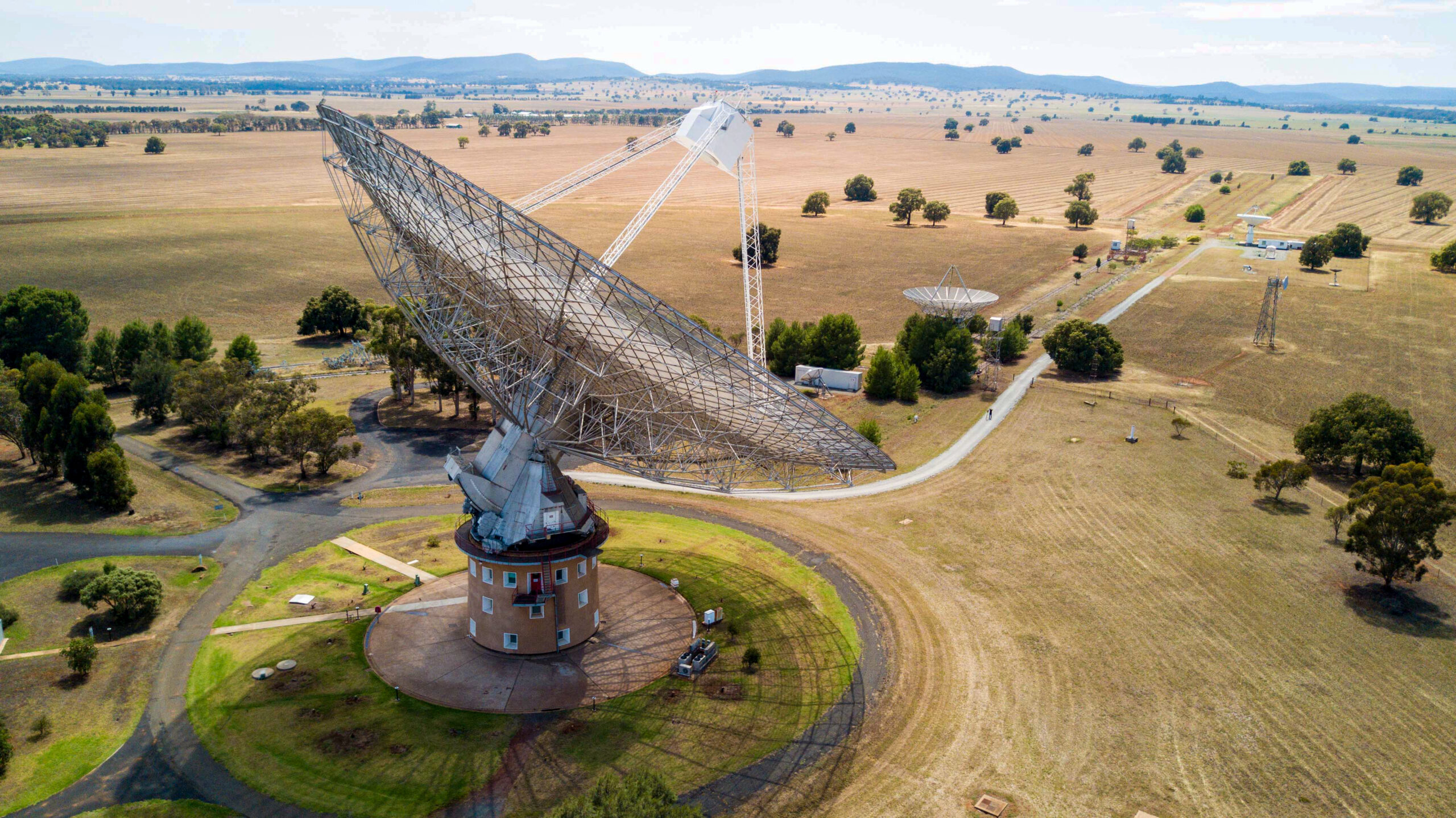 Dish To Play New Role In Moon Exploration