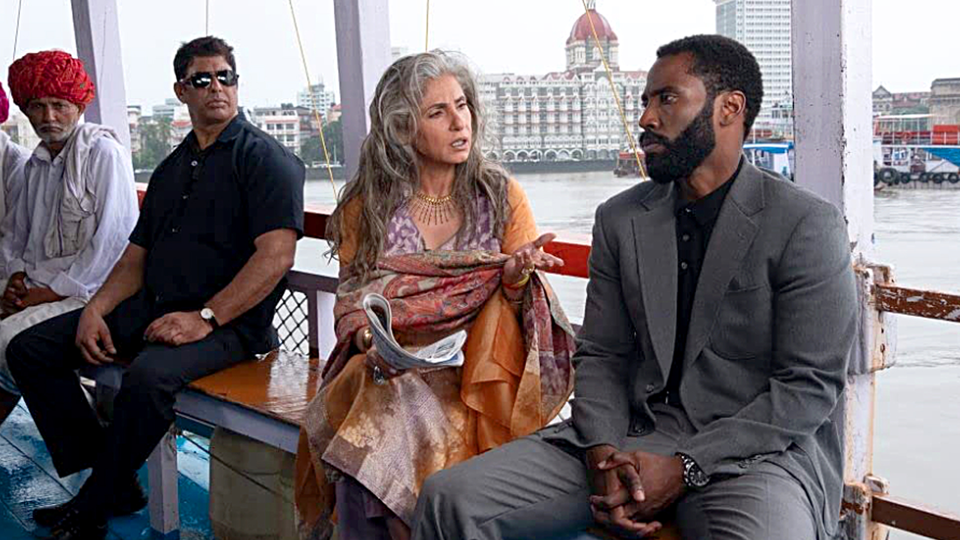 Indian Actors Get A Bigger Play In Hollywood