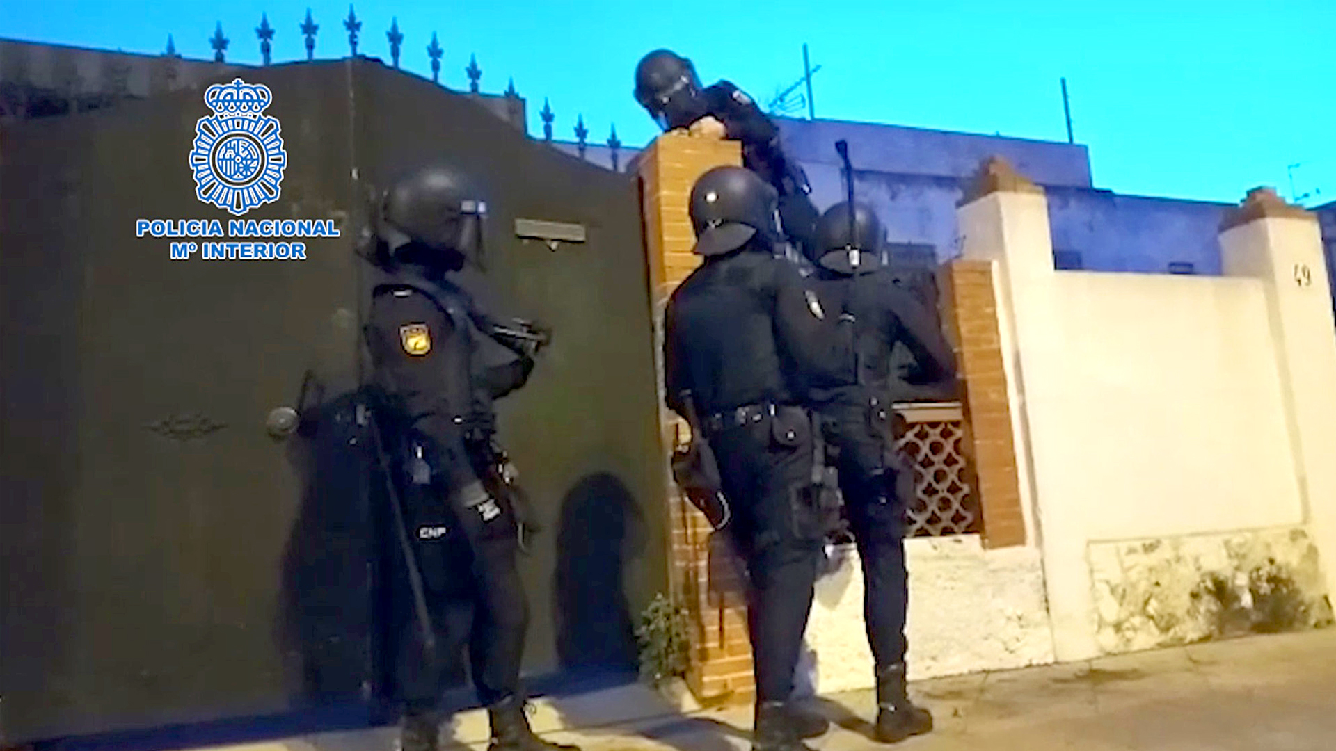 VIDEO: Puff Baddies: Police Seize Quarter Ton Of Cannabis And Coke To Shut Down Trafficking Network