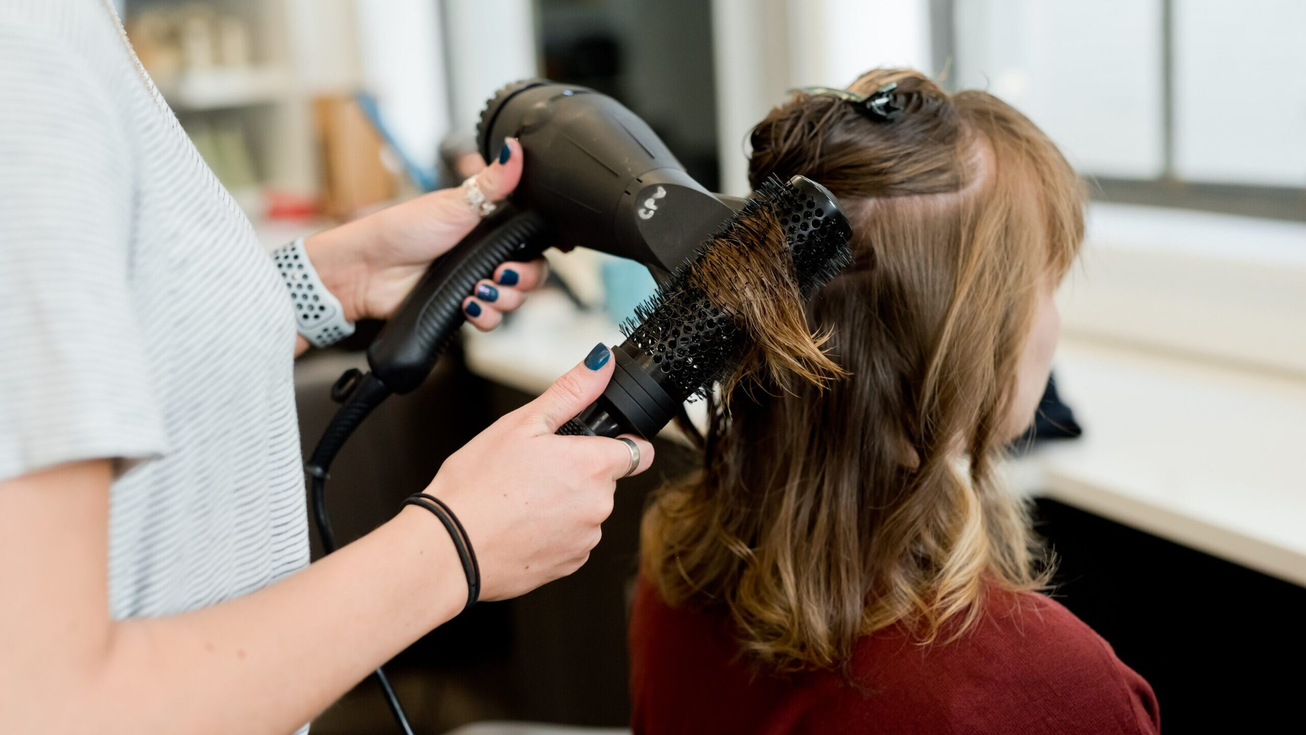 Hair We Come: Customers Scramble To Get Back To Hair And Beauty Salons