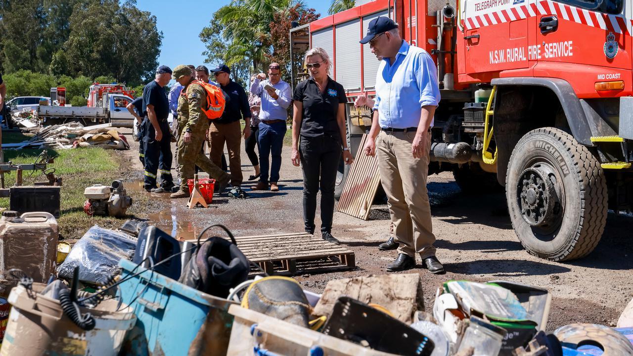 Australians Assess Damage After Floods