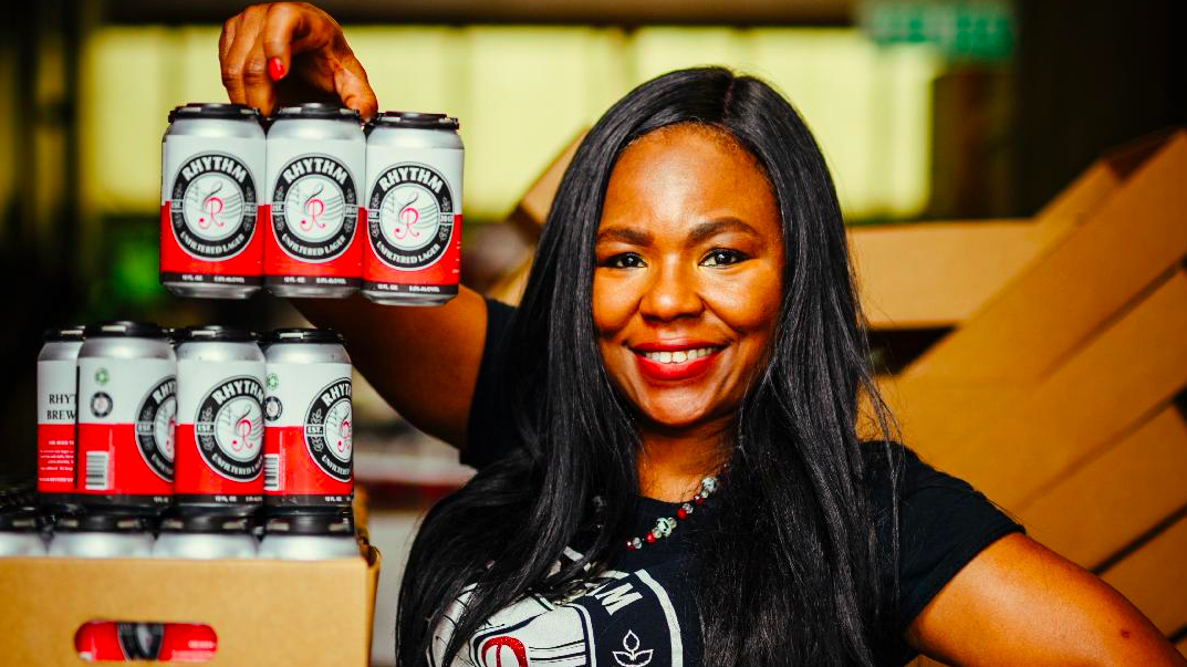 Rhythm Brewing Co. Is 'HerStory' In The Making