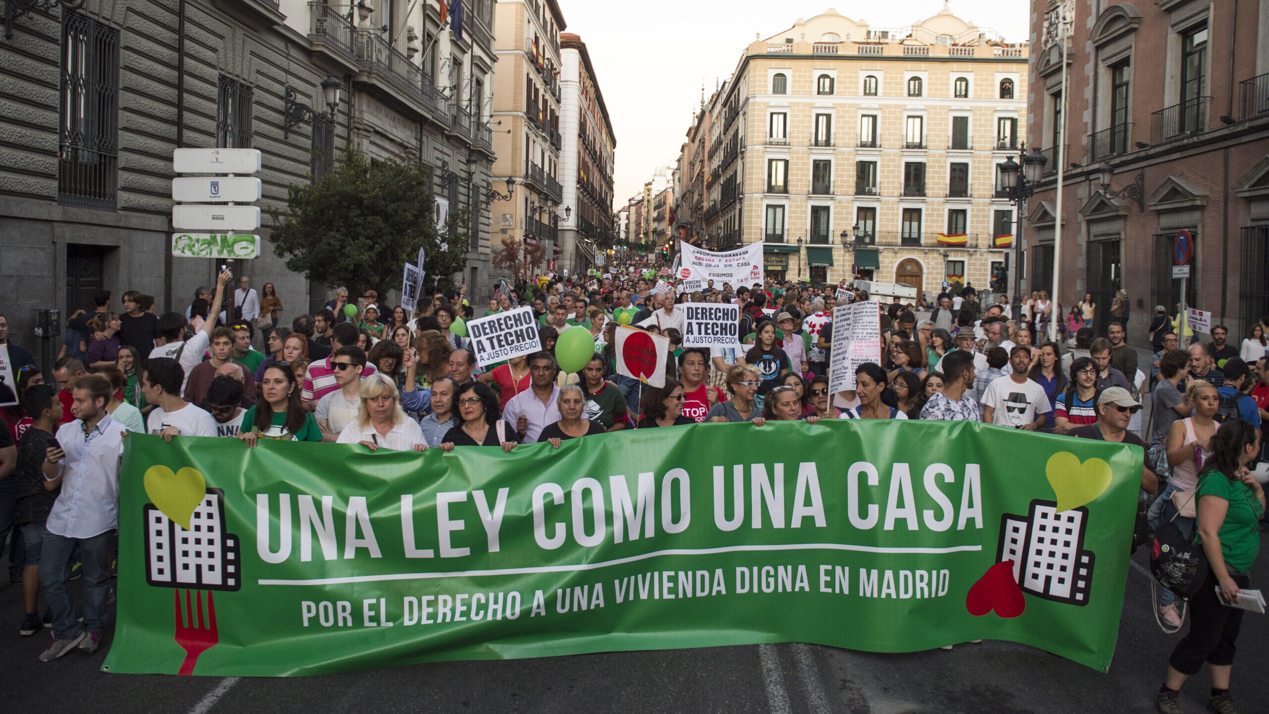 Housing Crisis: Political Parties Clash Over Rent Laws In Spain