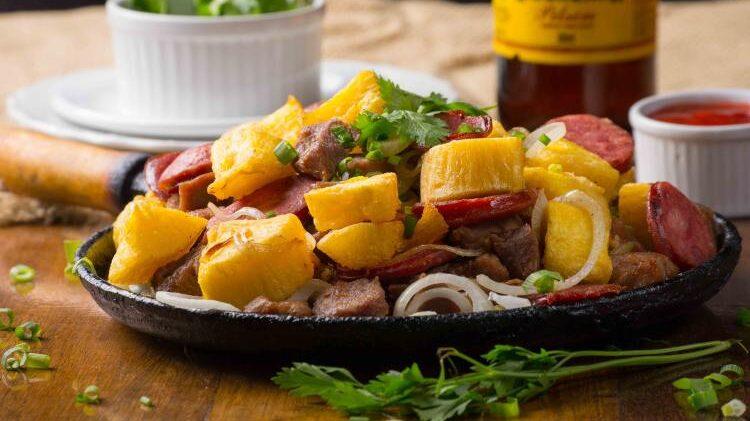 La gastronomía cubana reúne sabores