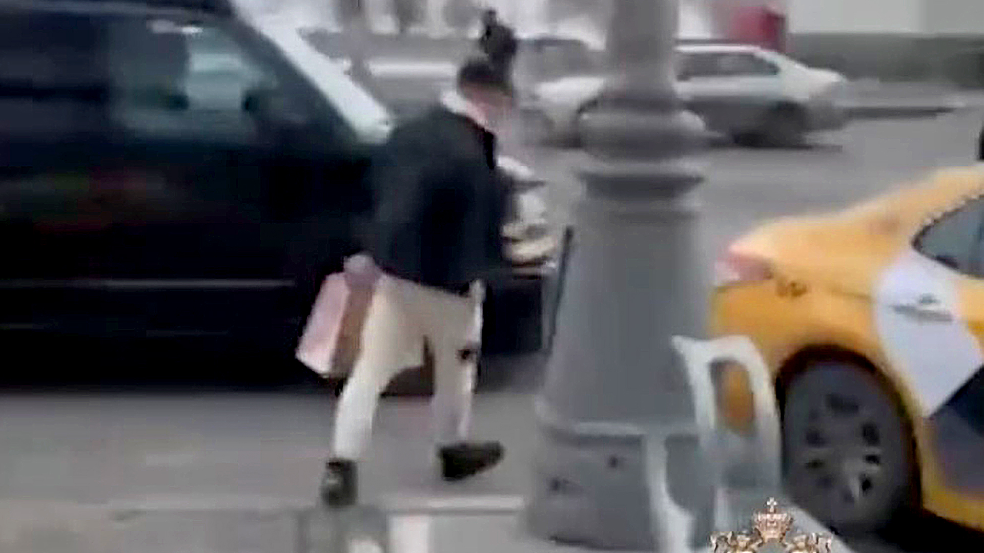 VIDEO: Backfired: Pranksters Face Jail Over Video Stunt To Steal Taxi