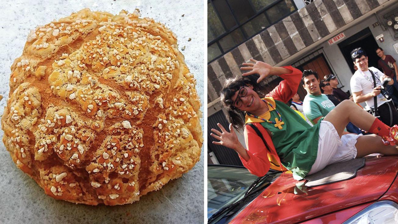 'La Chilindrina', de pan dulce a estrella de TV
