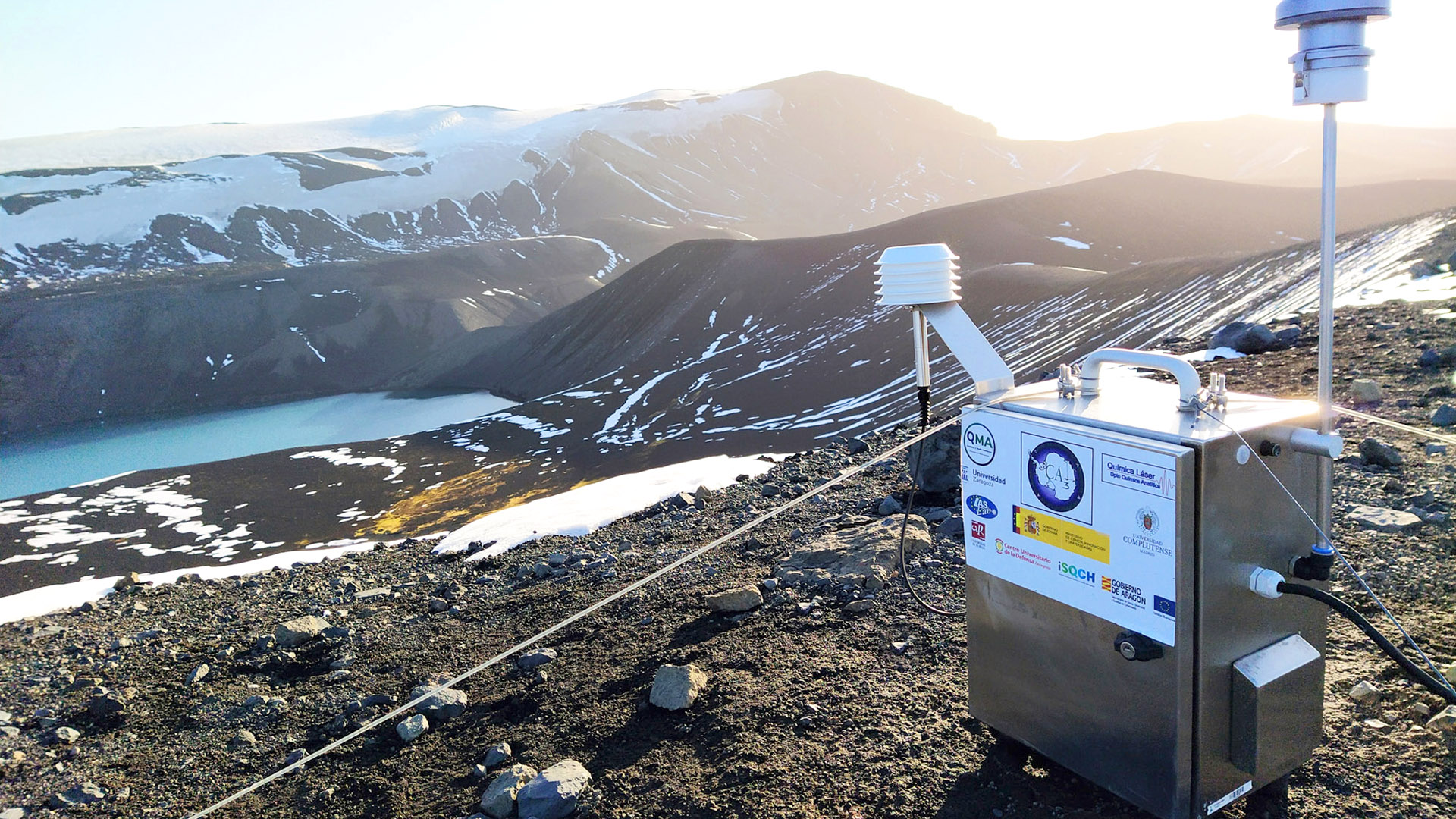Researchers Find Metal Particles In Antarctica Air
