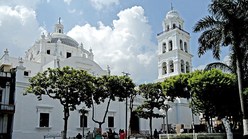 Veracruz Cathedral: Where Art, History And Religion Meet