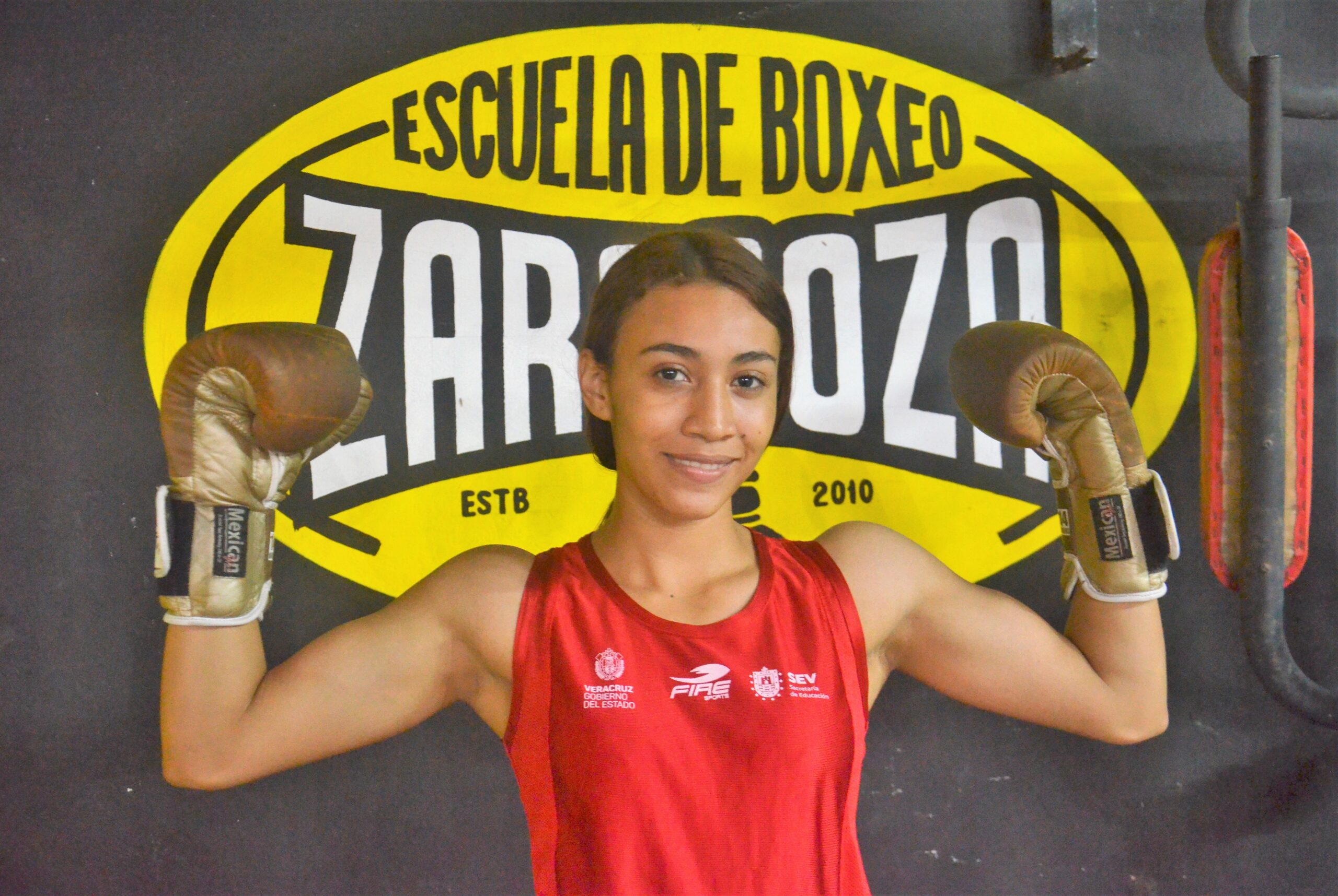 Women Punching Their Way Up: Female Boxers In Mexico