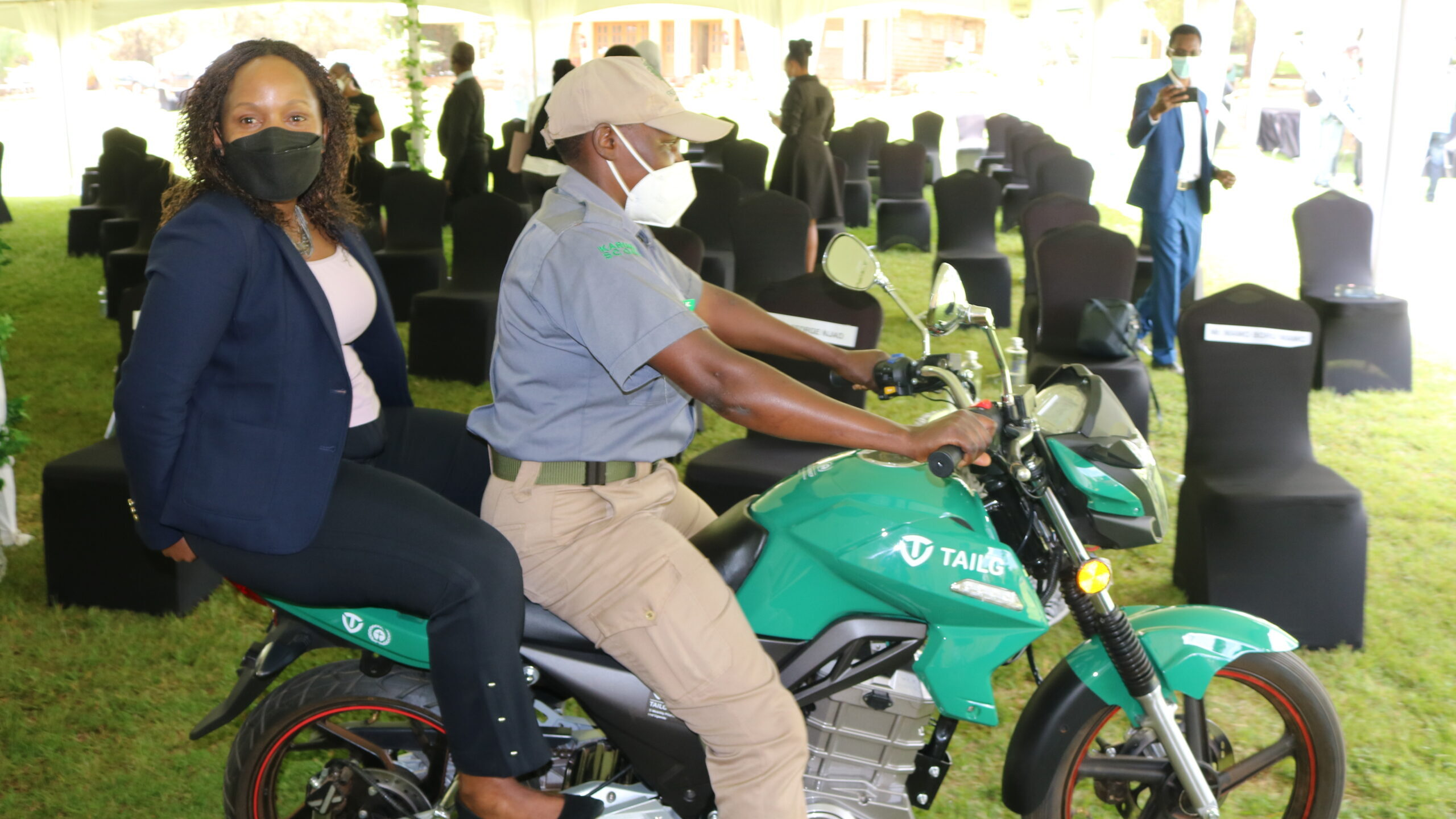 Two-Wheeled Hope: Kenya Embraces Electric Motorcycle Project, Ups E-Mobility Goals
