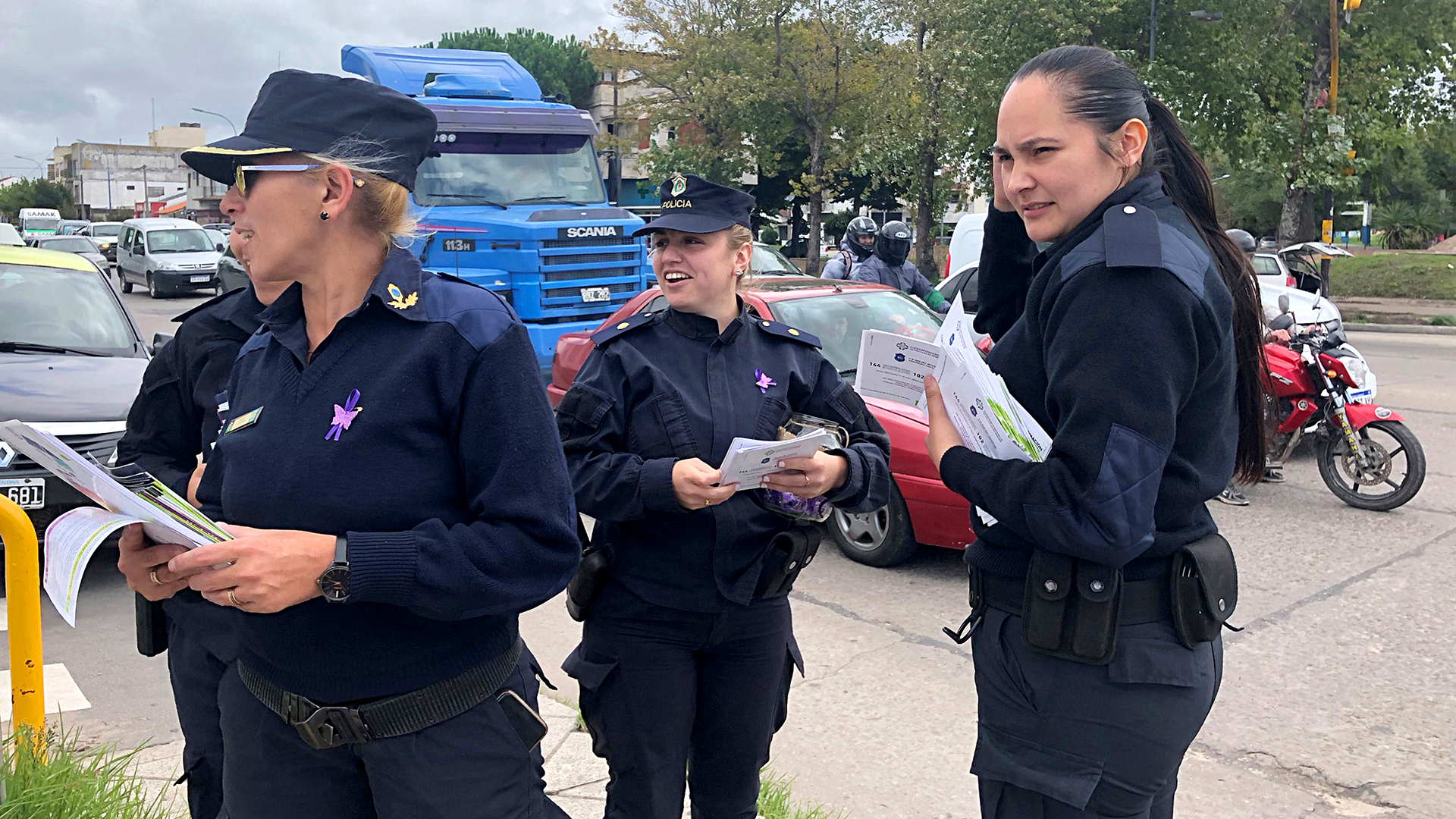 VIDEO: Women's Police Stations Help Prevent Violence Against Women, So Why Are They Not Everywhere?