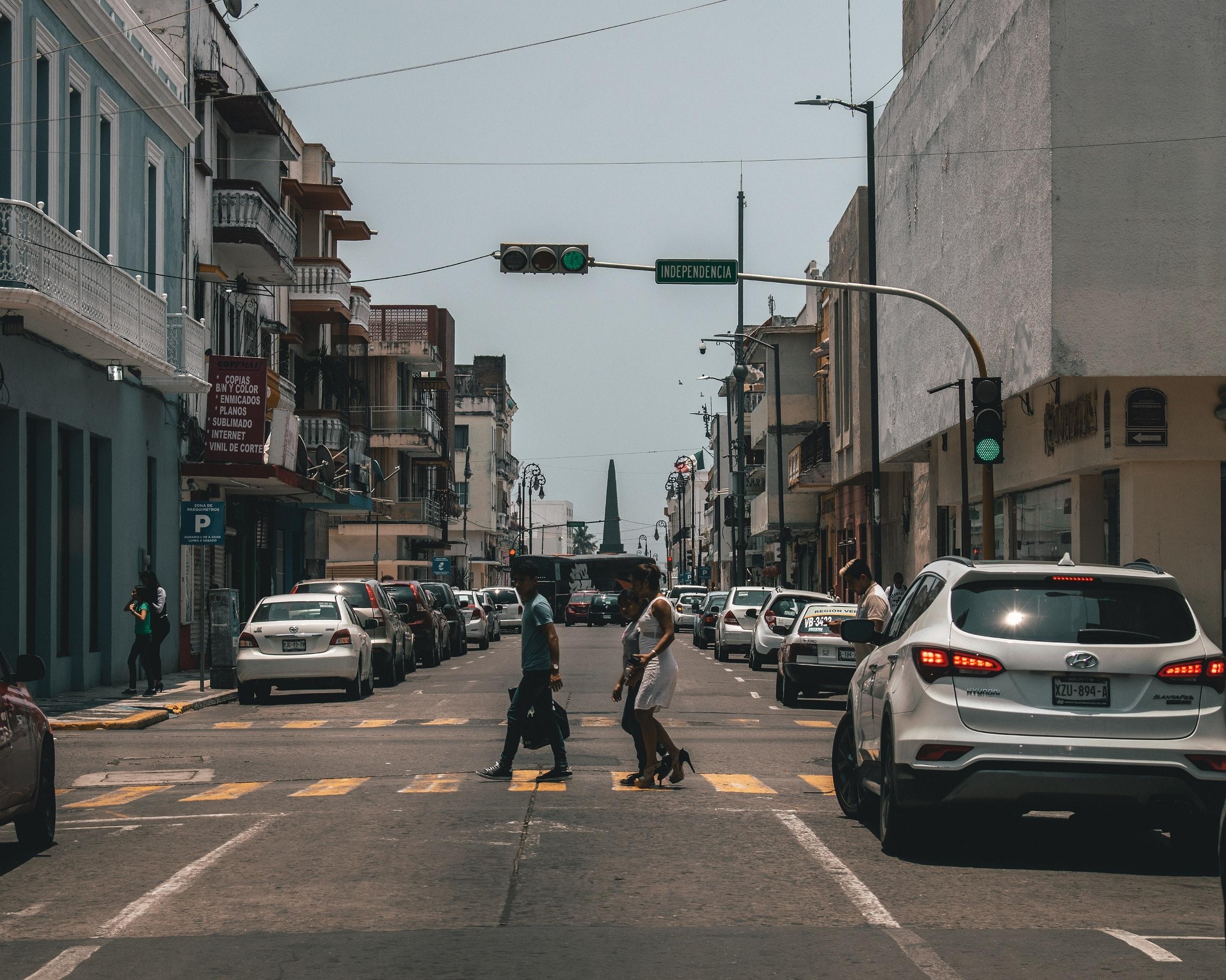 Centro de Veracruz. Hector Carrera/Unsplash.