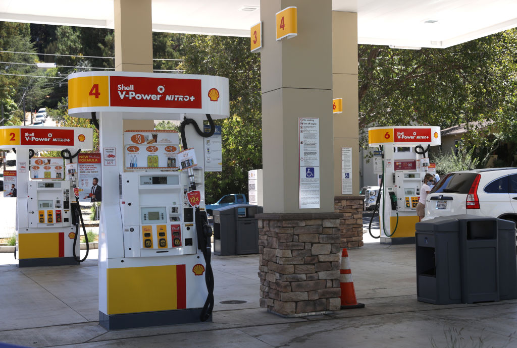 Some, But Not Much, Relief In Sight At The Gas Pump