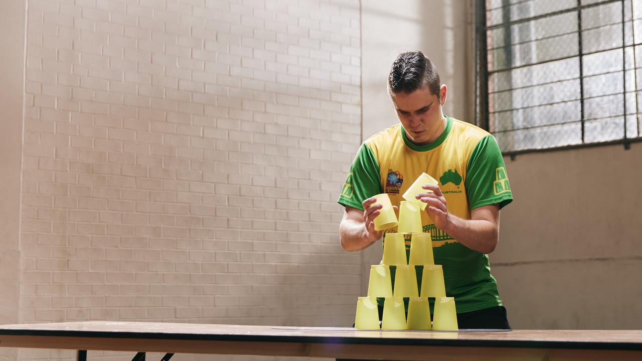 Adversity No Match For Australian Stacking King