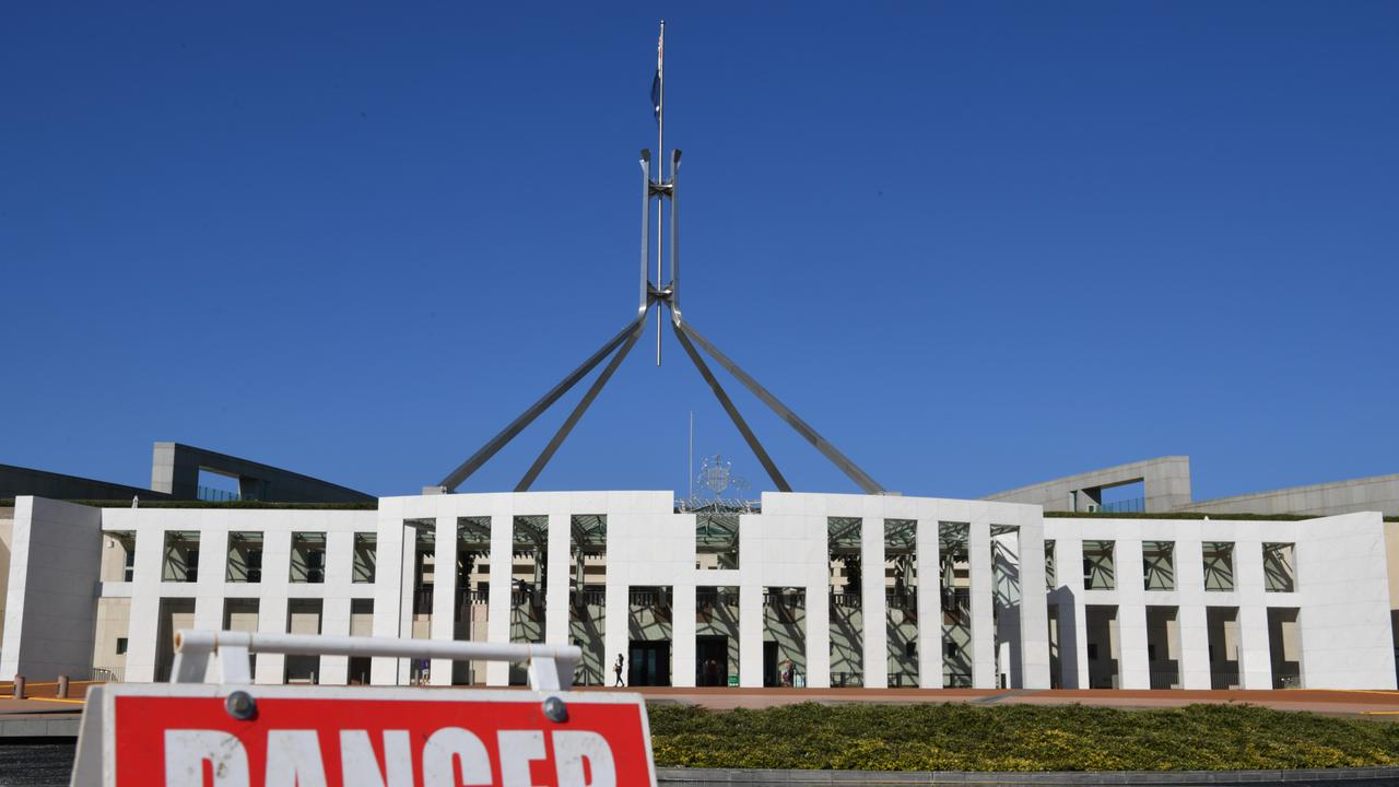 Australia Parliament Email Down Amid Hack Fears
