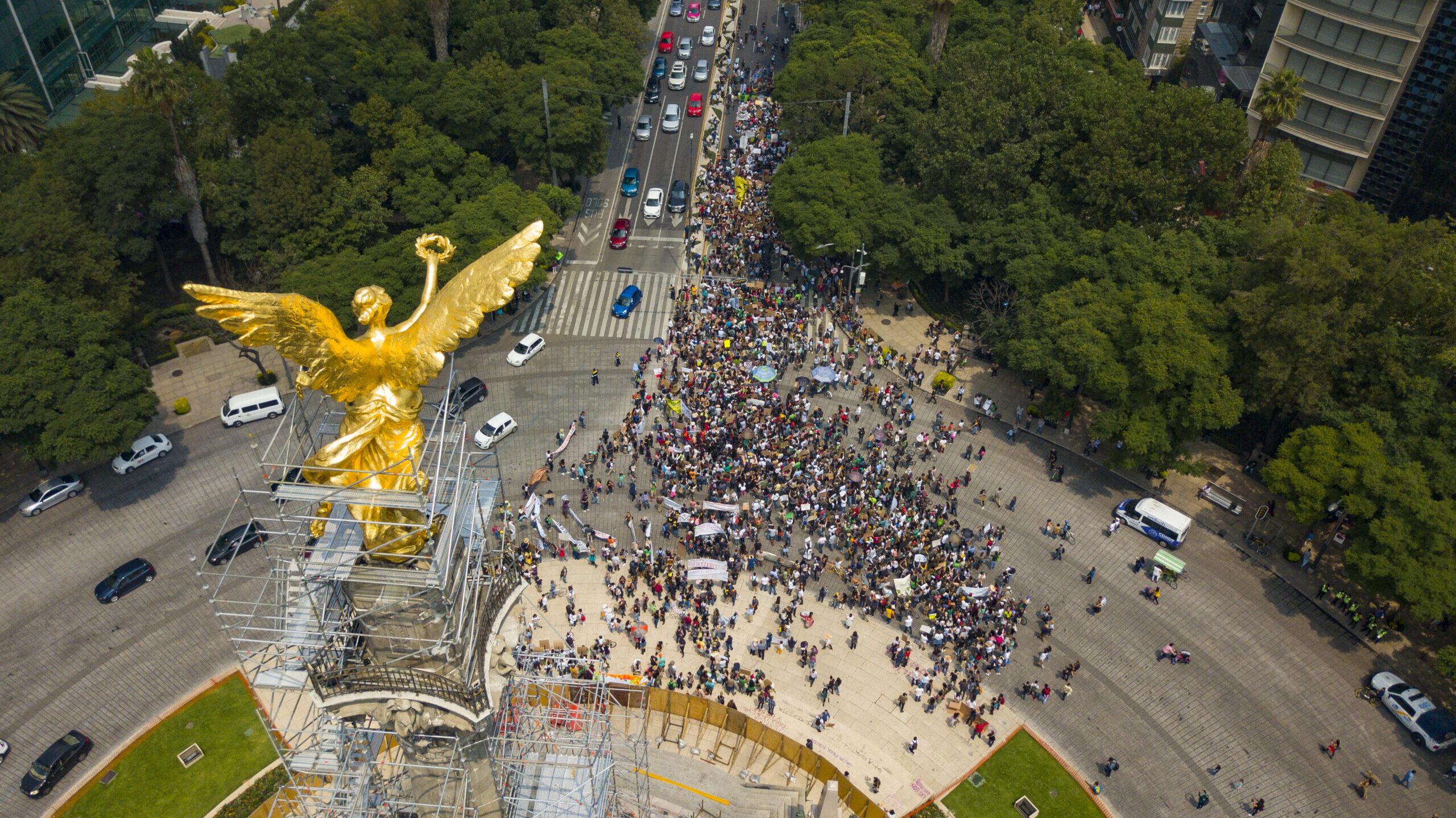 La huelga sin fin: sindicalismo en México