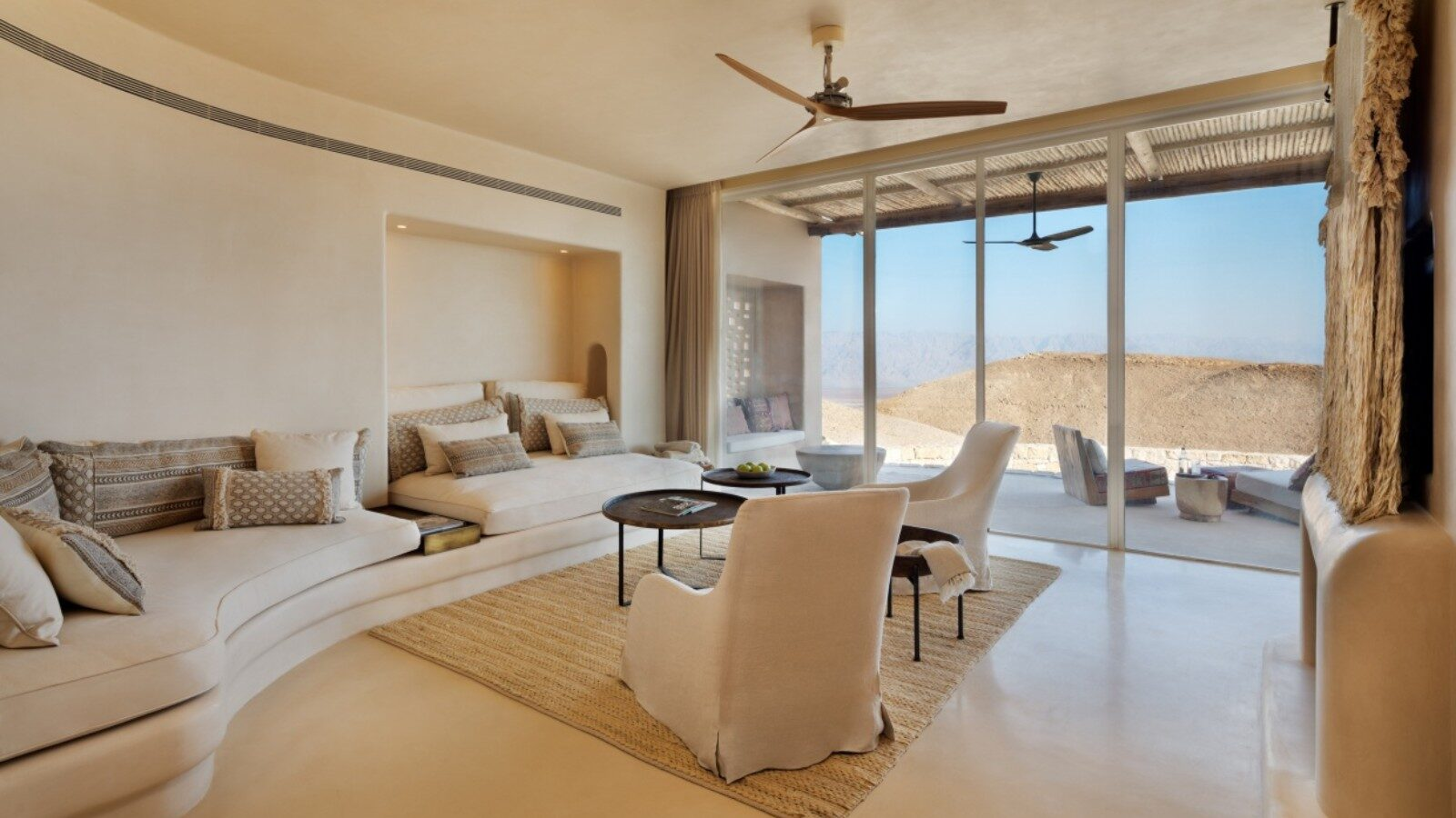 Six Senses Luxury Resort To Blossom In Israeli Desert