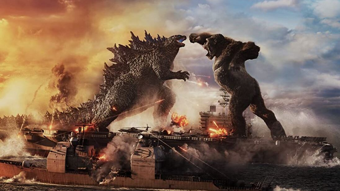 Popcorn With Zenger: 'Godzilla Vs. Kong' Exposes The Problem With Cinematic Universes Colliding