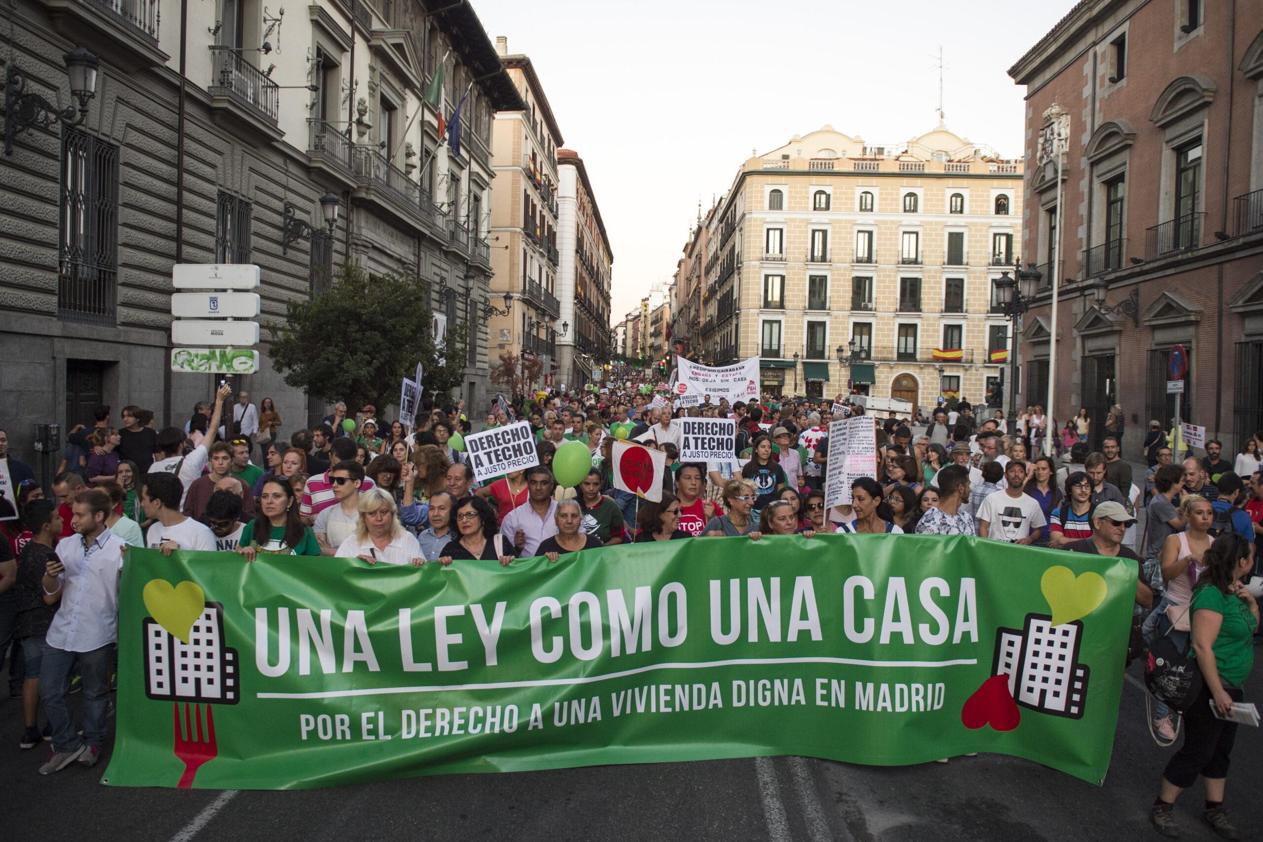 La vivienda en crisis: partidos políticos se enfrentan por leyes de alquiler en España