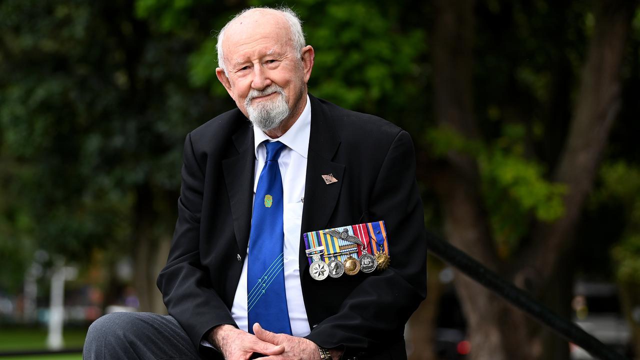 Veterans Mark Aussie Air Force Centenary