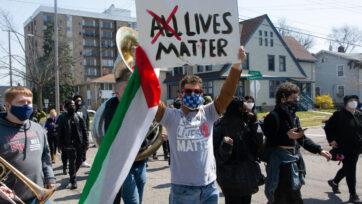 April 3 Anthony Hulon Protest