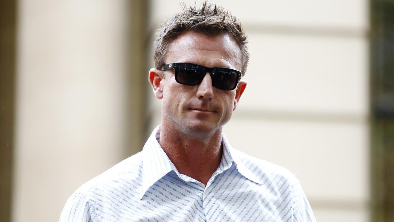 Olympian Guilty Of Bungled Cocaine Plot