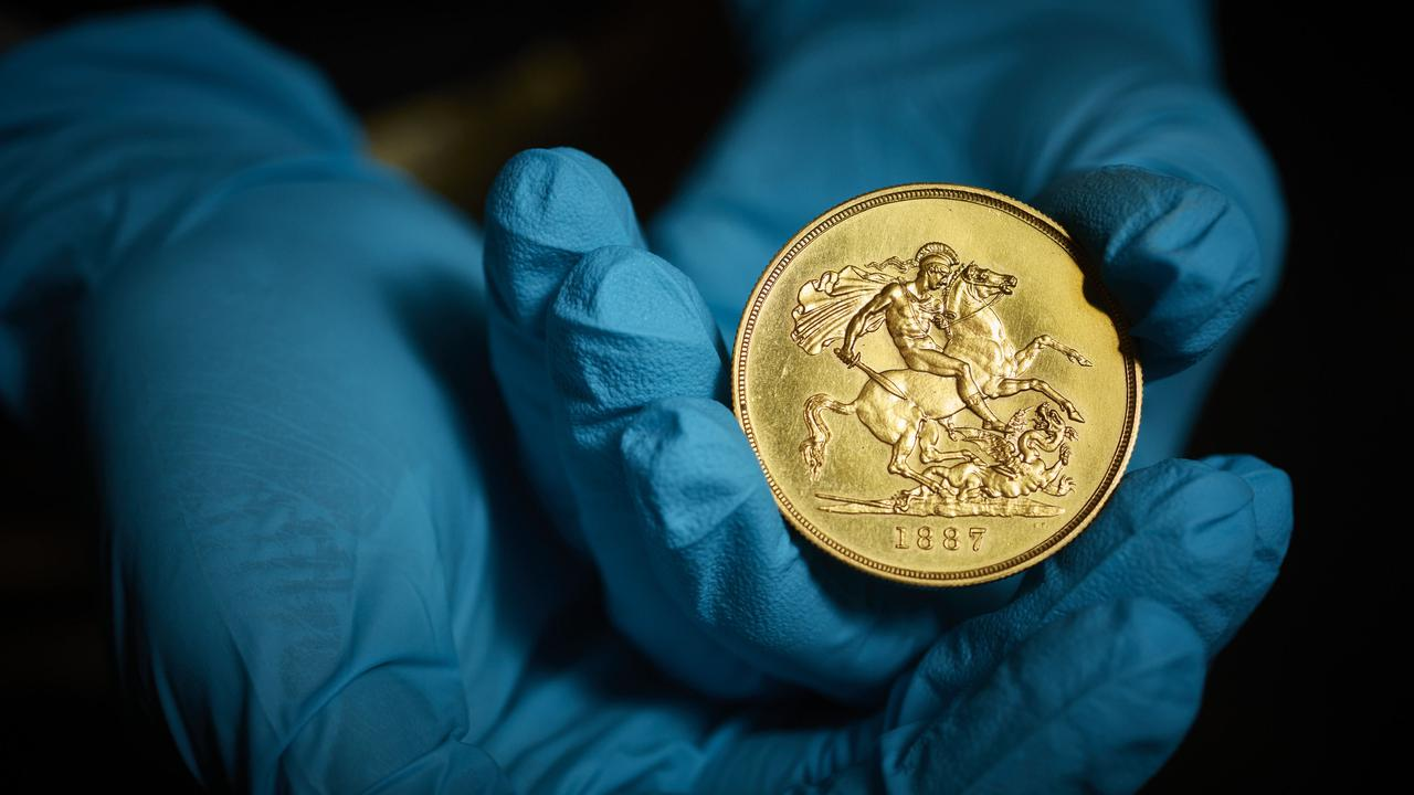 Rare Aussie Coin Shown After U.S. Auction