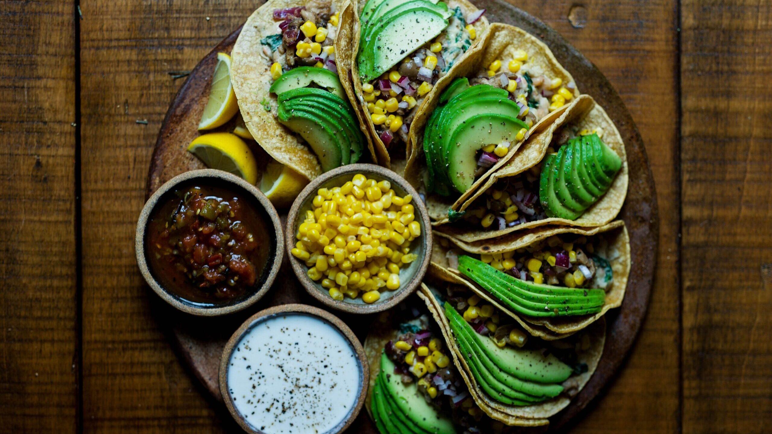 Taste Treat: Mexican Cuisine Is Ideal For Vegans