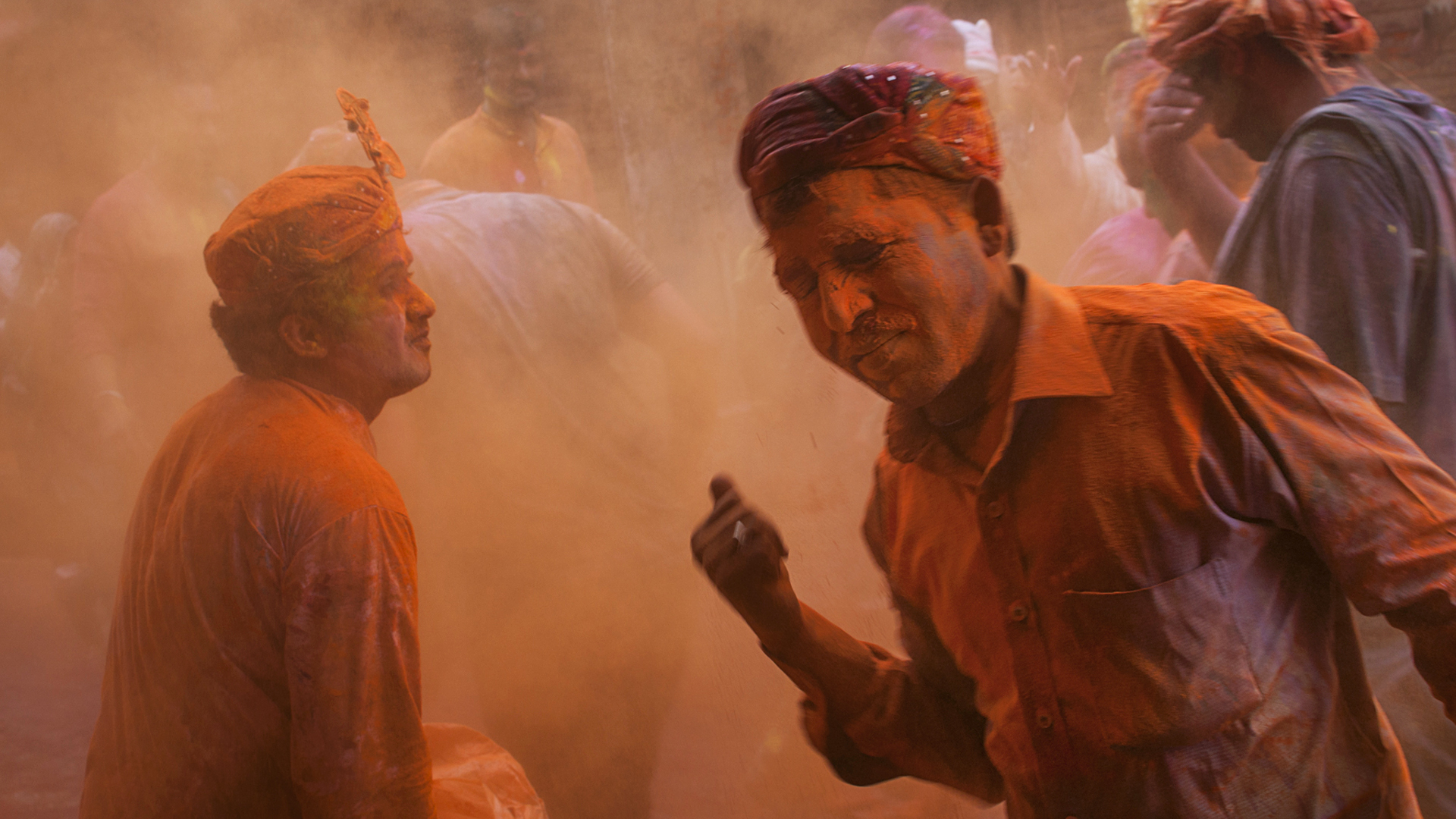 Lathmar Holi: Zooming In On The Angles Of Caste And Misogyny In India's Twin Villages