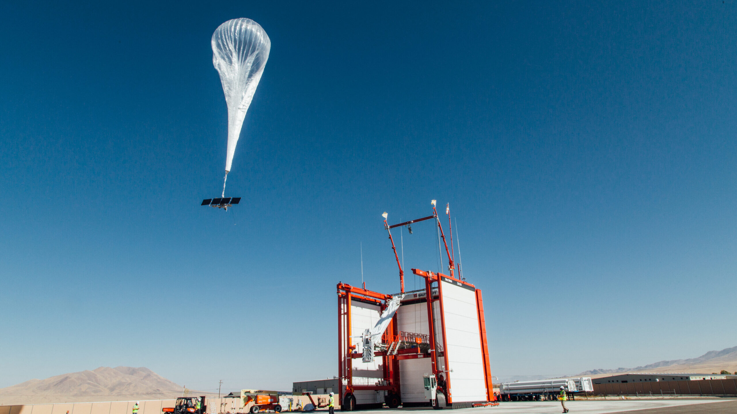 Deflated: Google Pulls Balloon Project That Provided Connectivity For Poor, Remote Areas