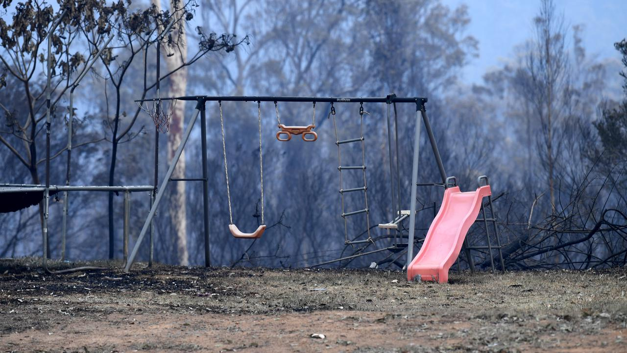 Black Summer Bush Fire Recovery Funding For Kids Dries Up