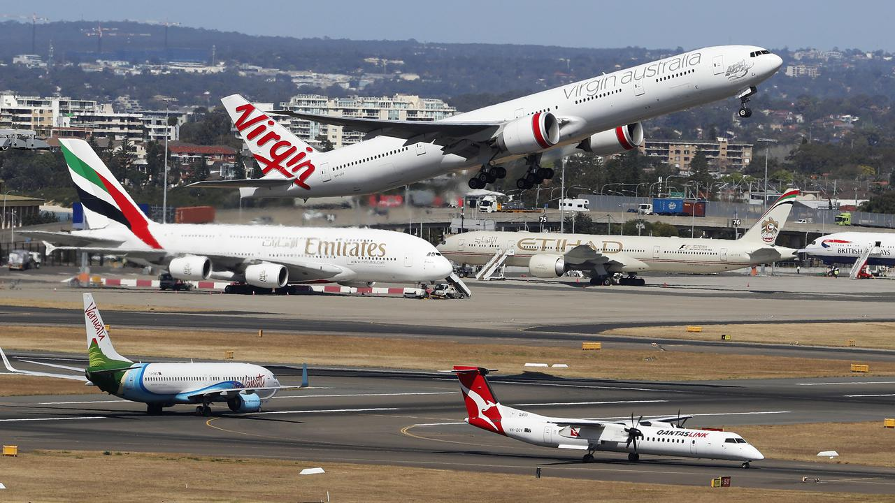Half-price Flights Break Airline Record In Australia