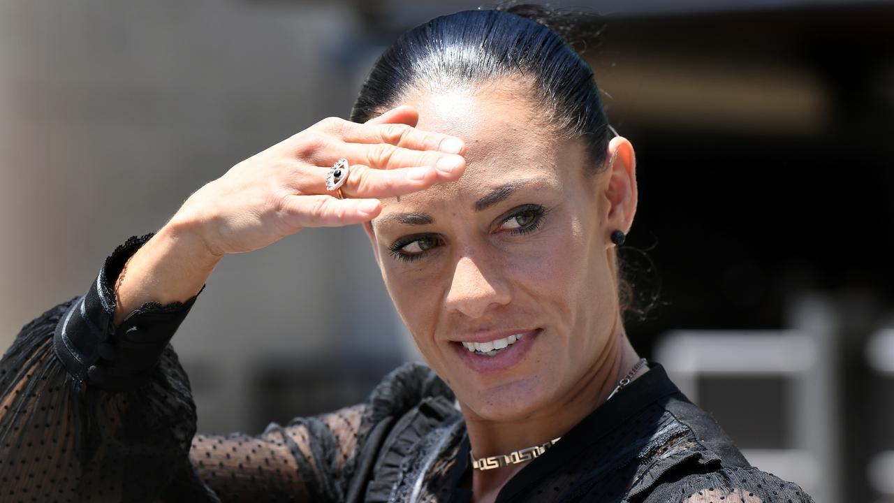 Queensland Bodybuilder Admits Drug Charges