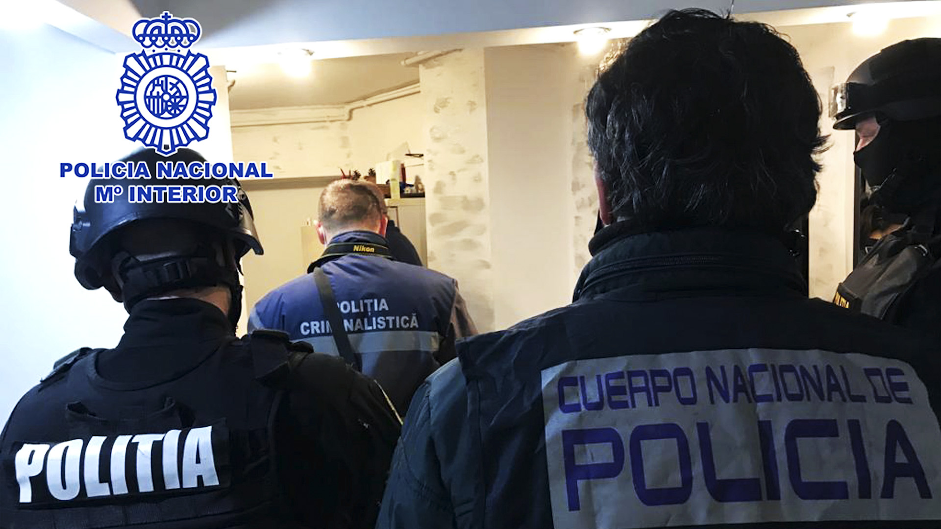 VIDEO: Sick Sex Trafficking Gang Who Called Their Victims 'Cash Registers' Seized By Police