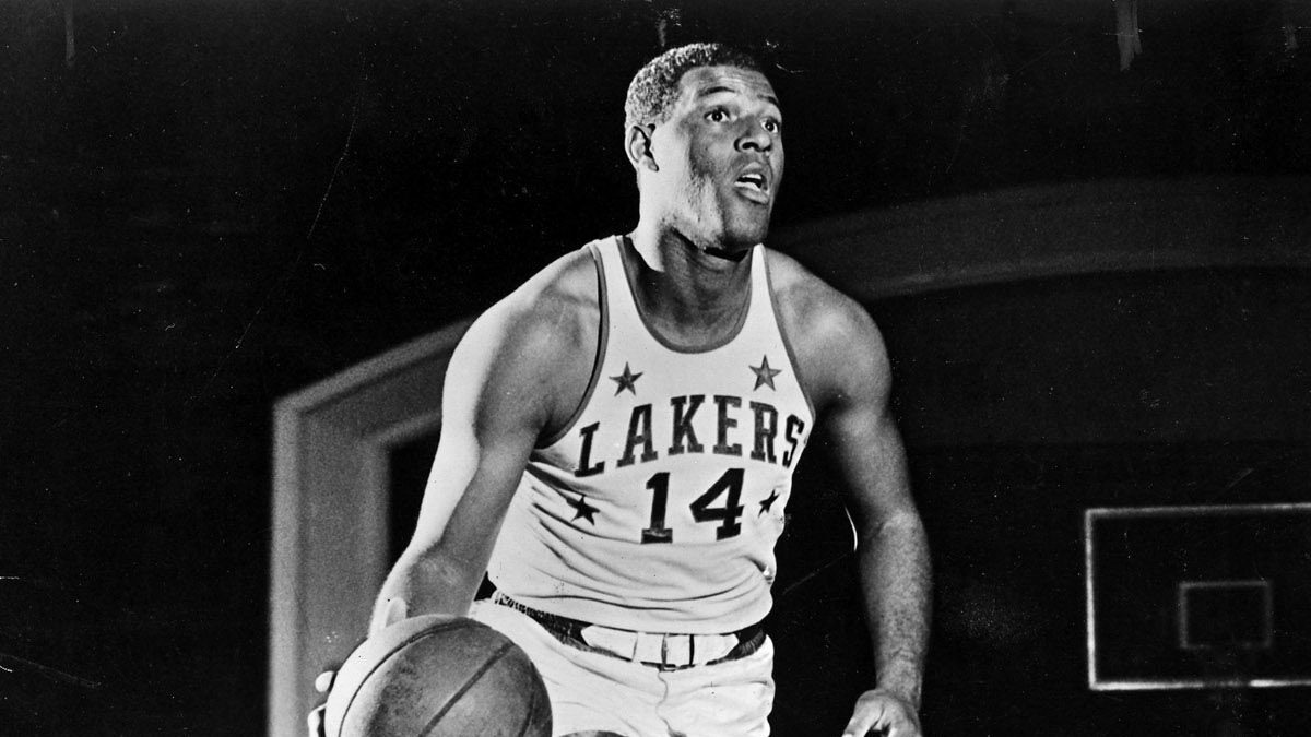 Remembering Elgin Baylor, The Player Who Saved The LA Lakers