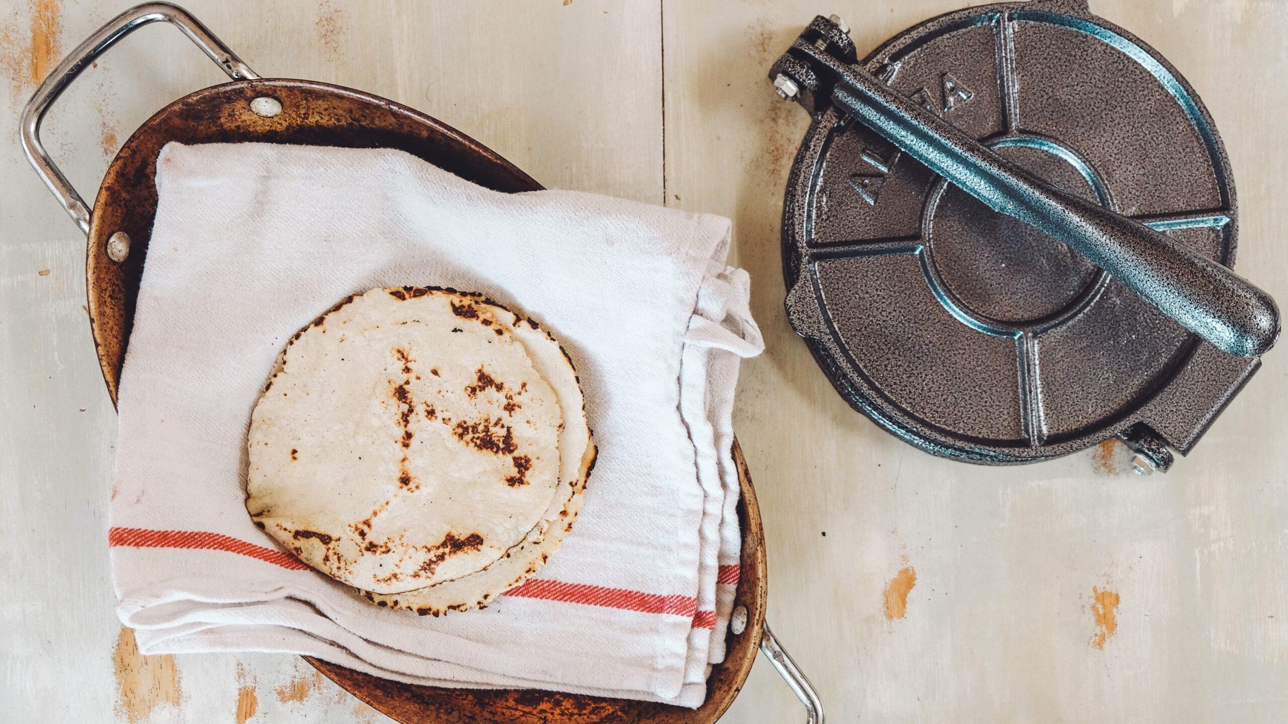La tortilla hecha a mano, más cara pero más buscada