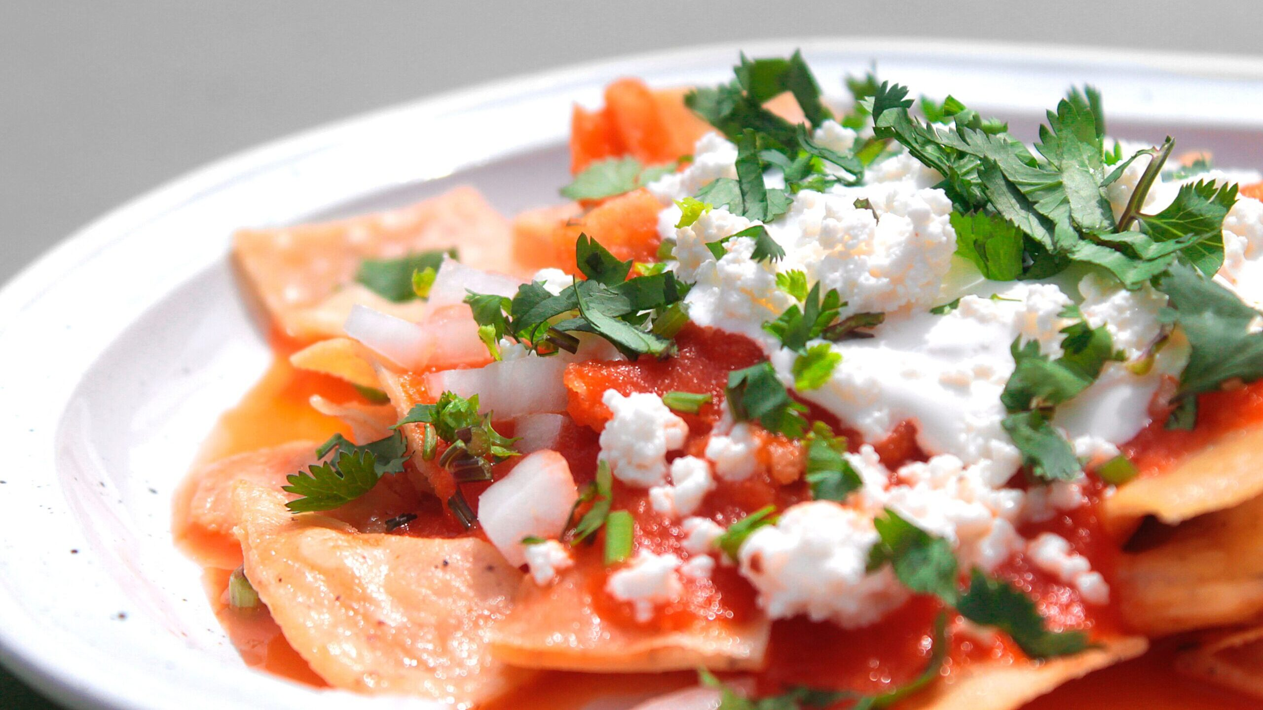 Seasoned To Perfection: Enjoy Chilaquiles Before The Party Is Over