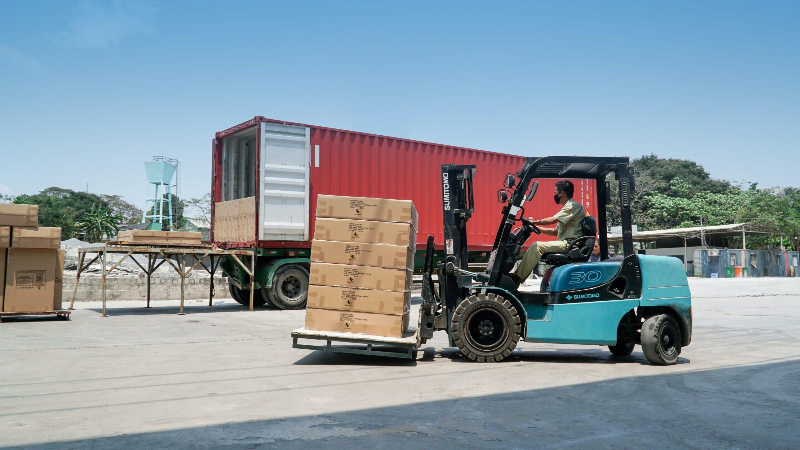 Conductores de carga: alertas y concentrados, sin dormir