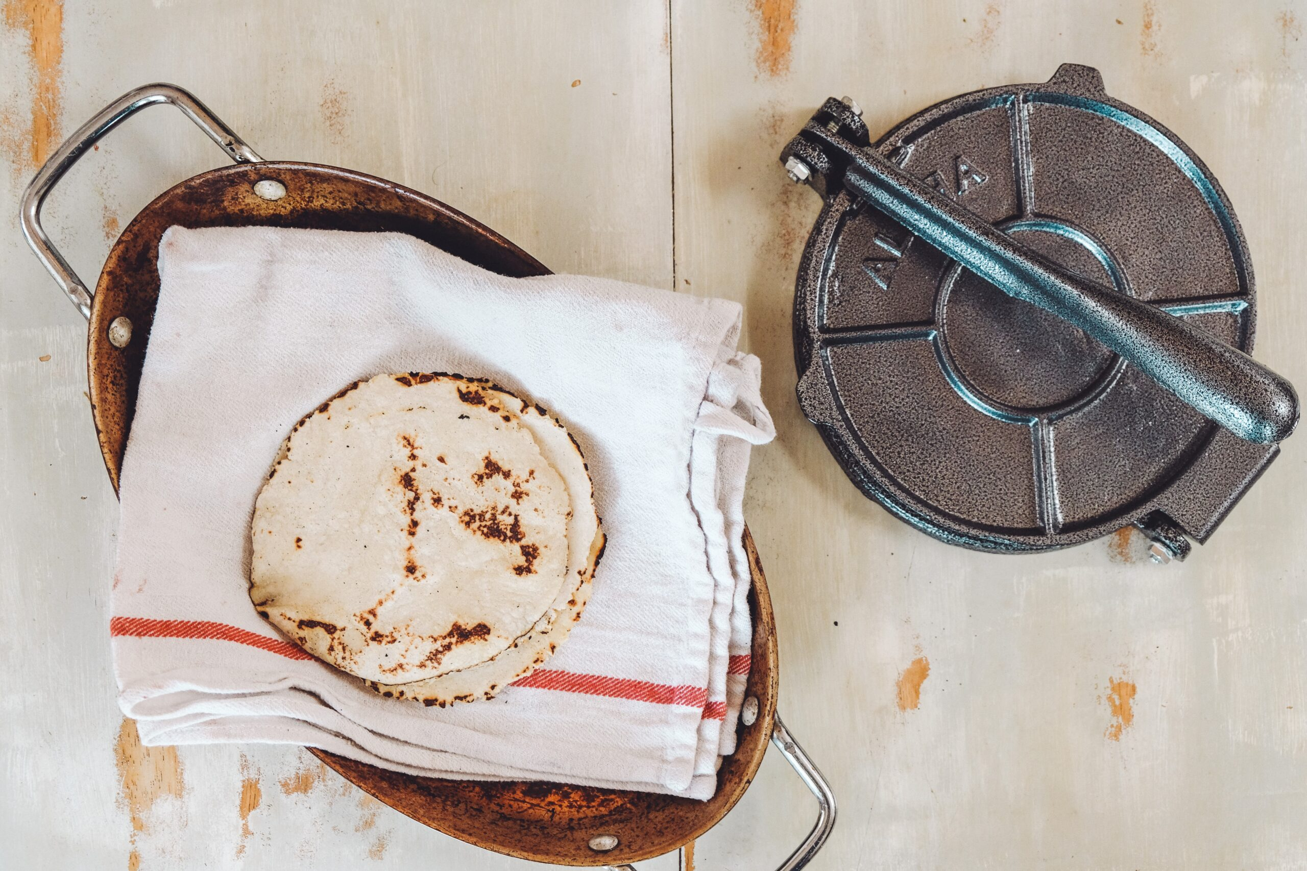 Hand To Mouth: Artisan Creativity Perfects The Tortilla