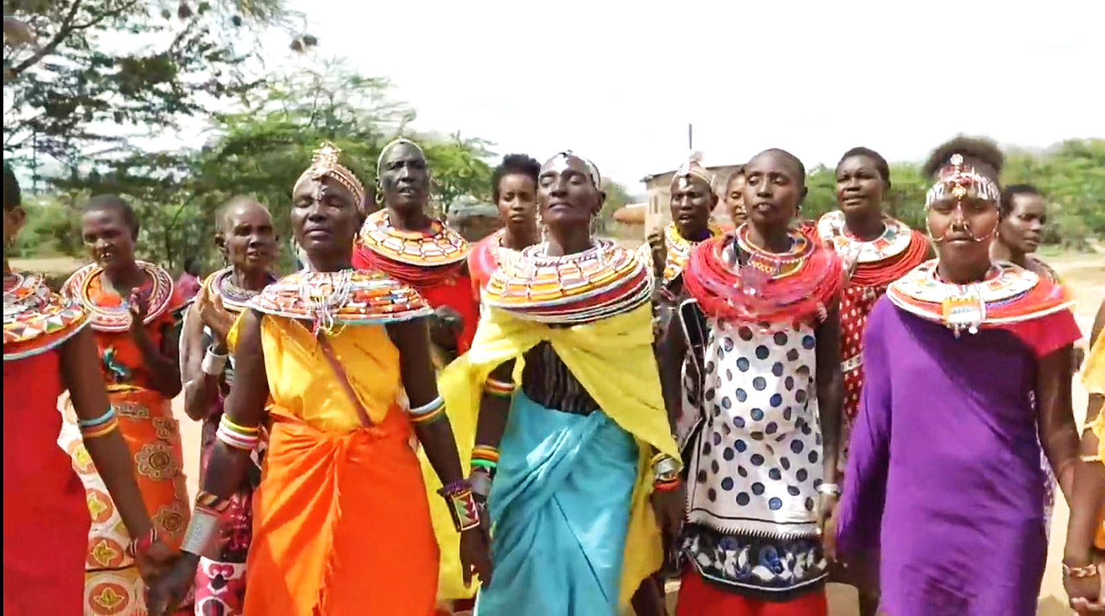 VIDEO: Saving Lives: Women-Only Village In Kenya Restores Rights, Secures Future