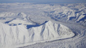 Muldrow Glacier In Alaska Has Burst Of Speed As It Surges For First Time In 64 Years