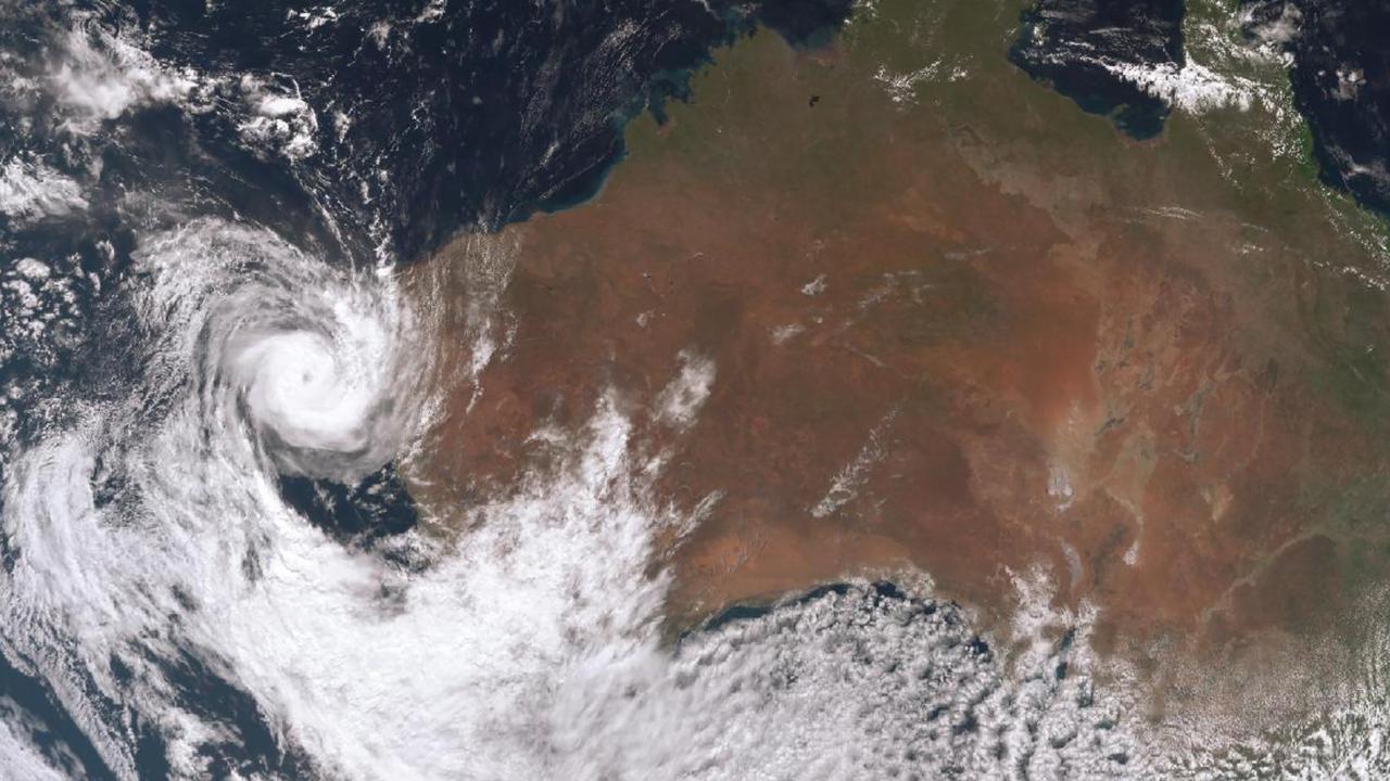 Damage, Blackouts As Cyclone Seroja Slams Western Australia
