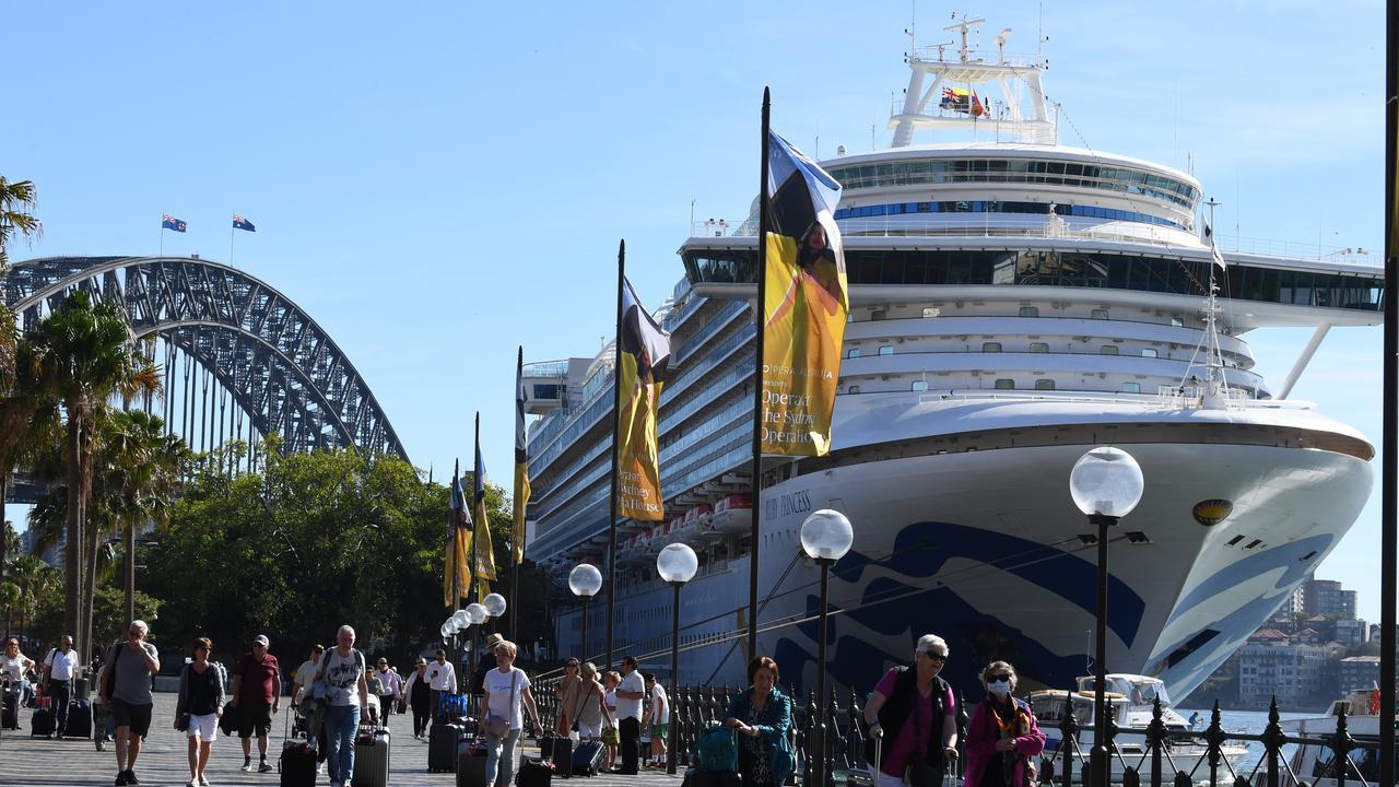 Talks For Trans-Tasman Cruise Ship Restart In Australia