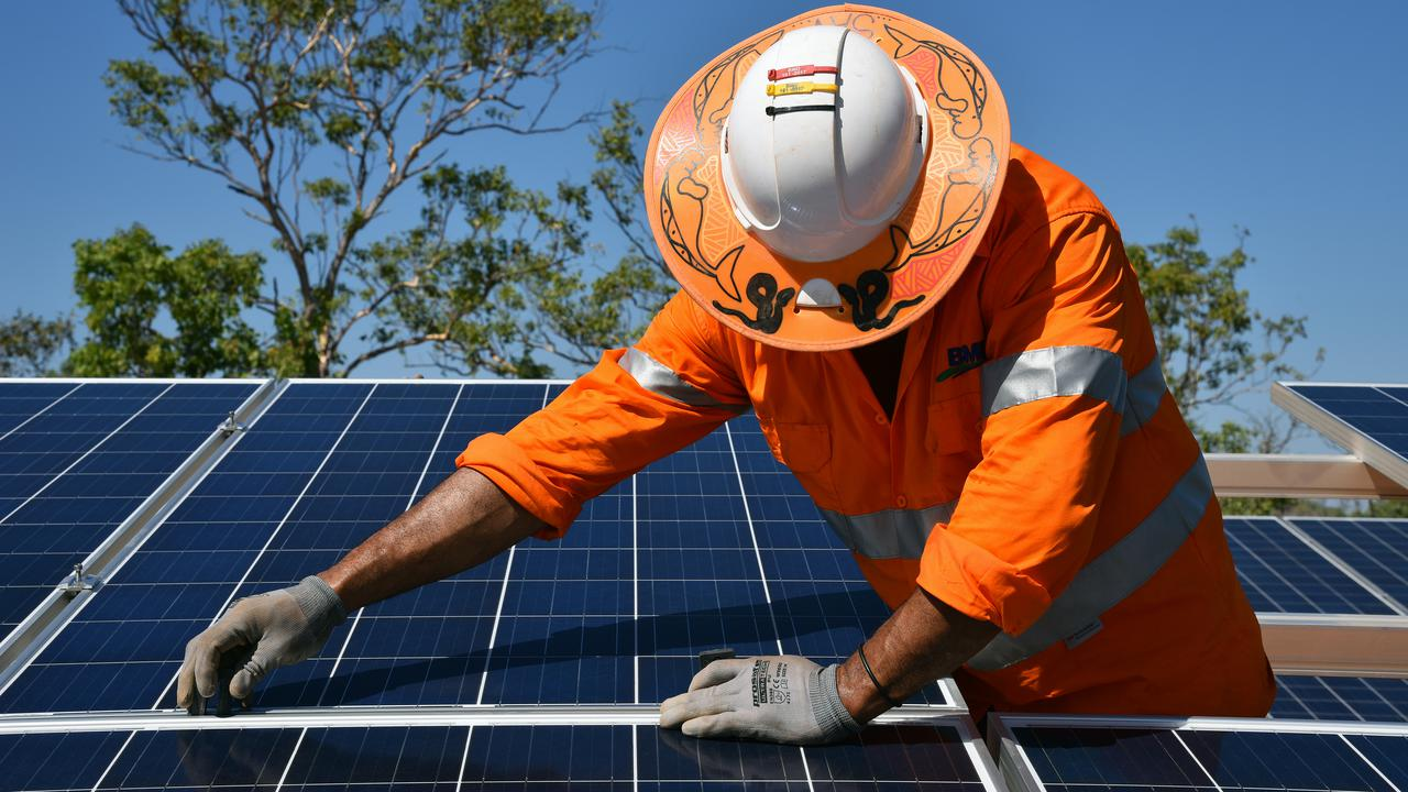 Communities In Australia's Top End Territory Going Solar