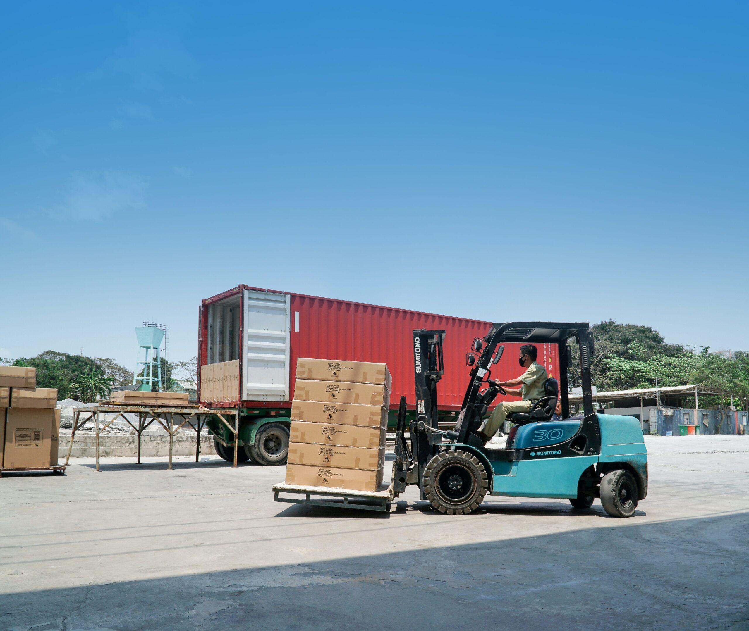 Cargo Truck Drivers Perform An Essential, But Often Dangerous Job