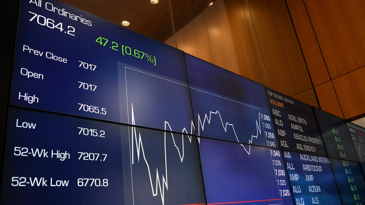 Australian Stock Exchange Little Changed, IT And Property Higher