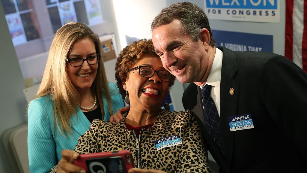 Virginia Gubernatorial Election May Further Bruise A Republican Party Divided By Trump Loss