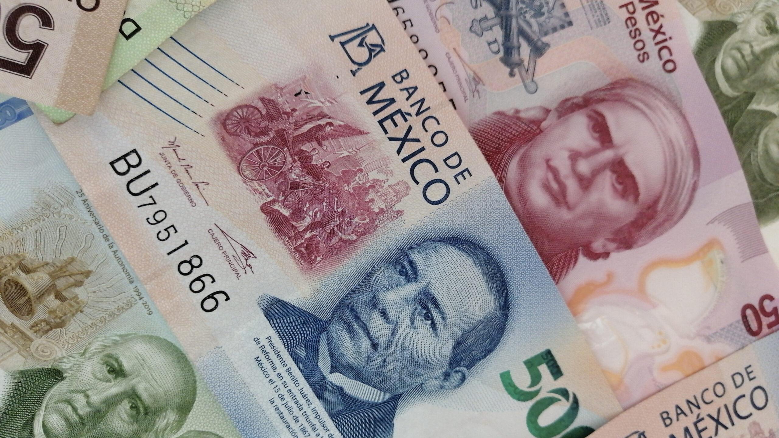 Pensiones en México: vivir con 143 dólares al mes